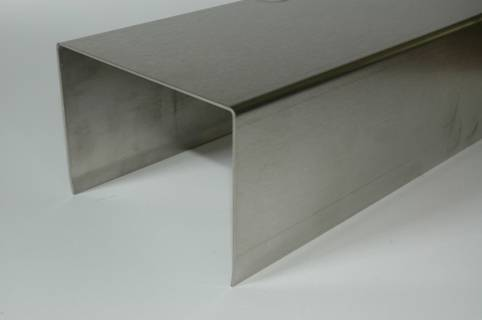 Stainless Endwall