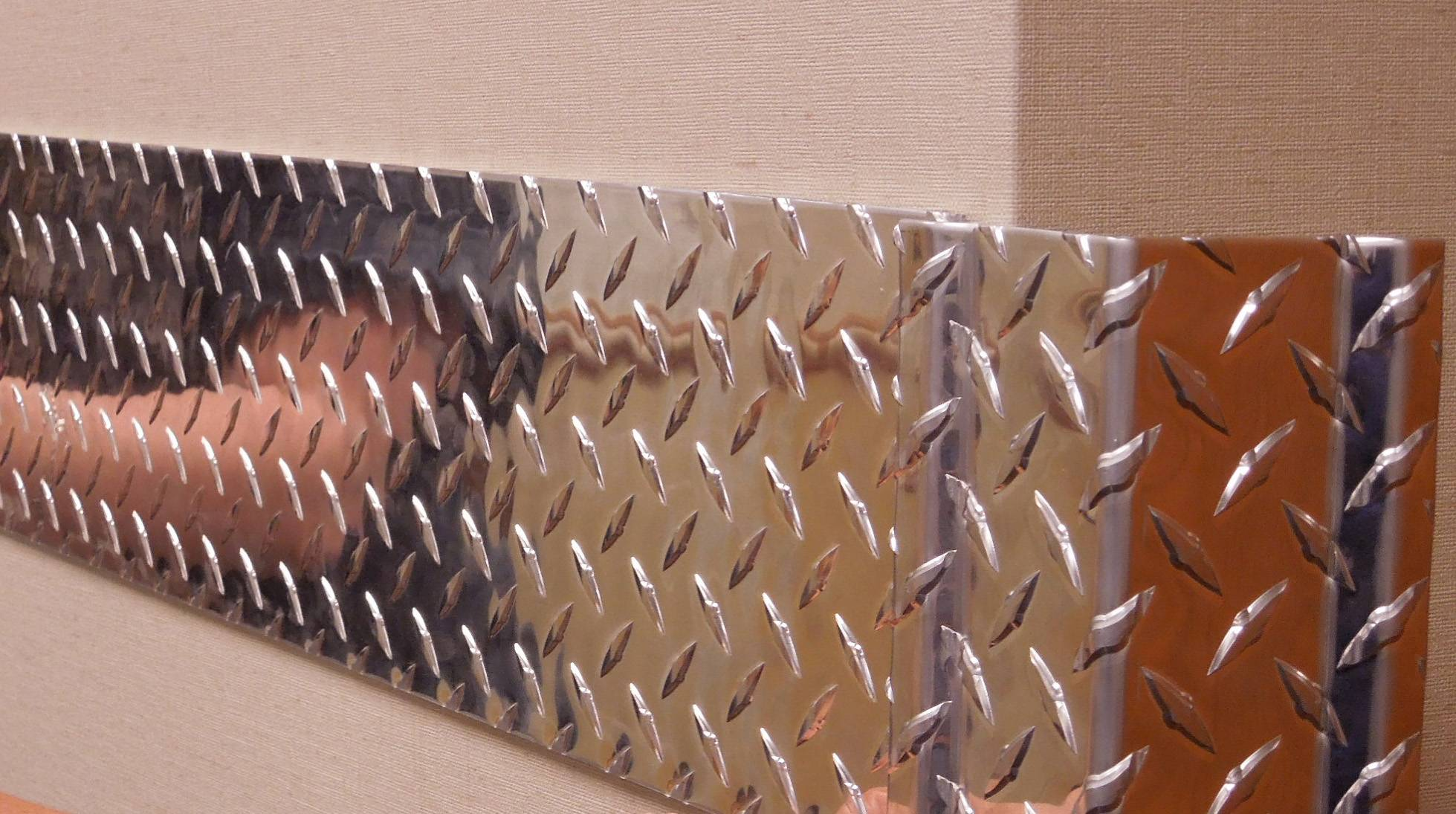 how to cut 063 aluminum diamond plate