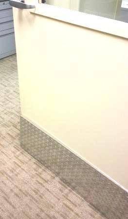 Diamond Plate Kick Plate Wallguard Com