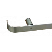 2181.2 Stainless Steel Crash Rail