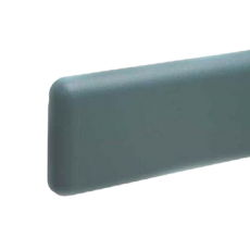"2125P.1 Wallguard ECONOMICAL 6"" High PVC FREE"