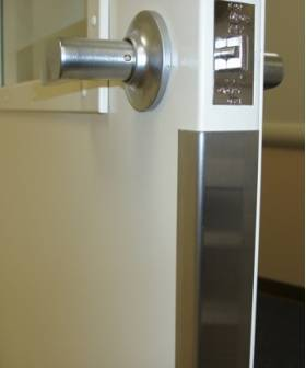 2455 Stainless Steel Door Edge Guards & Stainless Steel Door Edge Guards | Wallguard.com