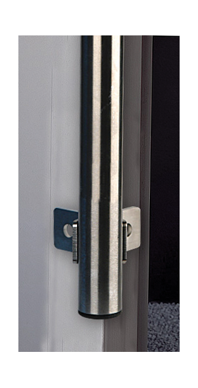 2412 Stainless Steel Door Jamb Protector ...  sc 1 st  Wallguard.com : guard door - pezcame.com