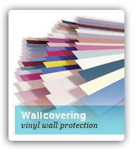 Vinyl wall protection